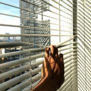 Żaluzje do okien aluminiowe