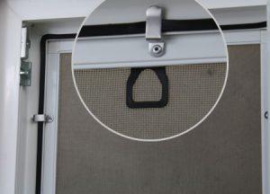 Moskitiery do okien ramkowe